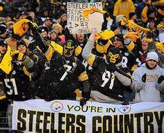 Love me some Steelers football