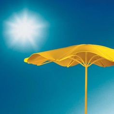 Solstice performs variations on the shape of shade. Altair quietly shields with a form as simple as a traditional parasol. Outdoor Umbrella, Patio Umbrellas, Commercial Interior Design, Commercial Interiors, Outdoor Sun Shade, Sun Shades, Landscape Lighting, Environment, Concept