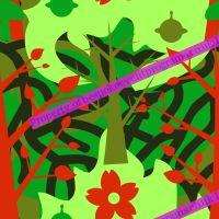 """Tree of Life Greenery"" Designed By R Harding"