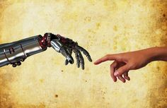We know you talk to Siri, but what if you could have a REAL conversation with a robot? Join Wednesday's panel for a showcase of technological innovations in artificial intelligence and expression: #RobotDialogues