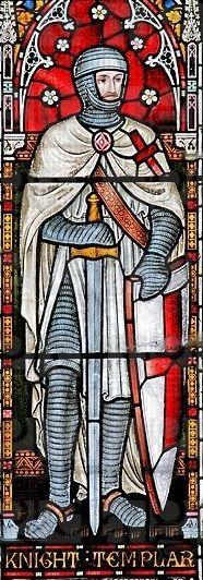 Os Templários, embora em número reduzido, foram de extrema importância na Batalha de Montgisard.