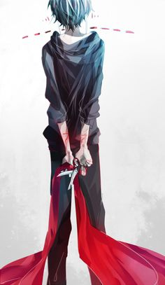 Shintaro. Kagerou Project.