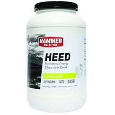 Hammer Gel Hammer HEED LemonLime 80 Serving * You can find more details by visiting the image link.