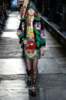 Gucci коллекция   Коллекции весна-лето 2017   Лондон   VOGUE