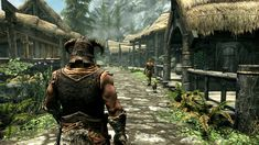 Relive those memories as The Elder Scrolls V: Skyrim is here! If ever a game could make the most of the latest gaming technology, it's Skyrim. Bit of luck it's just released on Xbox One, PS4 and PC then isn't it! http://www.thexboxhub.com/relive-memories-elder-scrolls-v-skyrim/