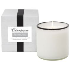 """Looking for that perfect """"Champagne"""" #fragrance? Look no further! #Lafco (Penthouse) #Champagne #Candle infuses champagnes bubblies with #ginger, #raspberry and #grapefruit. Find this bubbling favorite here ----> http://www.candlesoffmain.com/lafco-penthouse-champagne-candle.aspx"""