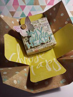 Inspírate con Dreamy de Heidi Swapp I Heidi Swapp, Mad, Scrapbook, Projects, Inspiration, Log Projects, Biblical Inspiration, Blue Prints, Scrapbooking