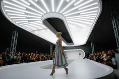 New fashion show stage design catwalks 22 ideas Stage Set Design, Event Design, Design Set, Runway Fashion, Fashion Show, Fashion Design, Trendy Fashion, Fashion Week, Women's Fashion