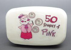 Kultura, 50 Shades, 50th, Snoopy, Pink, Fictional Characters, Fifty Shades, Fantasy Characters, Pink Hair