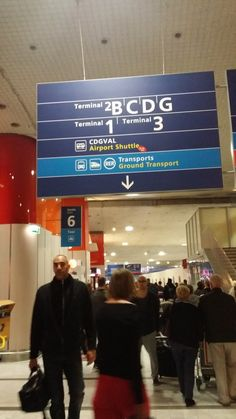 How To Get To Paris From CDG Airport