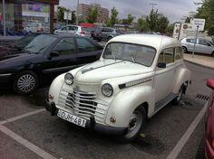 Opel Olympia.