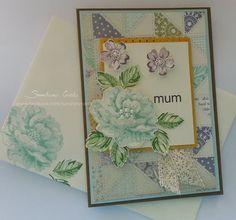 Greeting Card - Mum