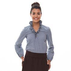 Gingham Elizabeth Shirt