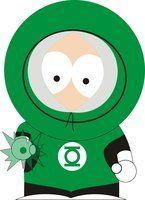 South Park Green Lantern