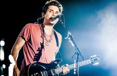 Anyone wanna buy me John Mayer tickets? No? Okay.