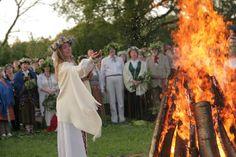 Maras Loks in Latvia – Summer Solstice Celebration