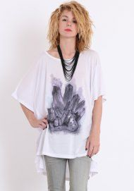 Healing Crystal Tunic by Mink Pink
