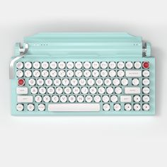 The Best In Class, Award Winning, Original Typewriter Mechanical Keyboard With Pa Keyboard Cover, Computer Keyboard, Choses Cool, Surface Pro Tablet, Color Unit, Tablet Stand, Tablets, Aesthetic Design, School Supplies