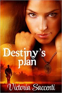 Flurries of Words: BARGAIN BOOK: Destiny's Plan by Victoria Saccenti