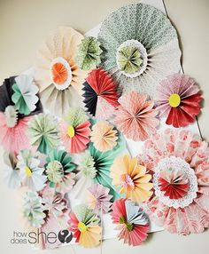 How awesome is this background?  Love it!!!  A few doilies incorporated make it extra special!