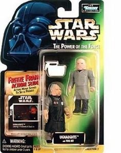 Star Wars Ugnaughts with Tool Kit The Power of the Force action figure NIP NIB