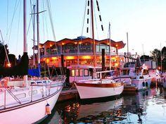 The Marina Restaurant in Oak Bay - Victoria, BC