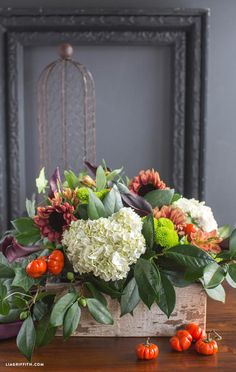 Fall is here and these 35 DIY projects will help you get ready for the season. Try these autumnal decor ideas in your home!