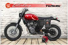 Old school garage - Trieste Classic Car Insurance, Cafe Racer Motorcycle, Trieste, Bobber, Old School, Folk, Garage, Yamaha, Motorcycles