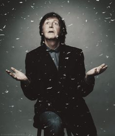 Paul & snow, what could be better?