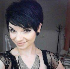 dark blue black hair - Google Search