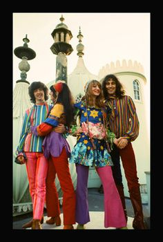 The Fool Psychedelic 60s. - love the colors!