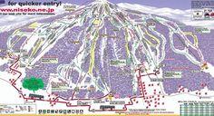 Niseko Hirafu Ski Resort Guide, Location Map & Niseko Hirafu ski holiday accommodation
