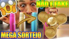 SORTEIO 🔴REAL🔴 DE 😱2600😱 FIDGET SPINNER (MUNDIAL) A CADA 5 MINUTOS
