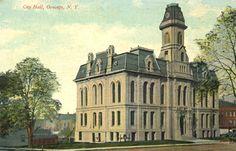 City Hall, Oswego, N. Y.