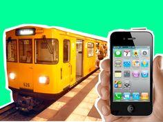 3 Dinge, die du für SCHNELLES Internet in der Berliner U-Bahn brauchst -  http://www.berliner-buzz.de/3-dinge-die-du-fuer-schnelles-internet-der-berliner-u-bahn-brauchst/