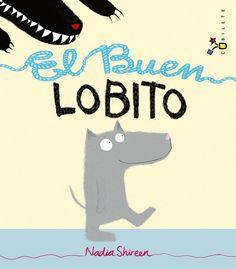 """En la biblioteca del centro en el que trabajamos hicieron una selección de libros infantiles en los que los lobos rompen con losclichés habituales y son bondadosos. Aquí algunos de ellos: """"El buen…"""