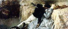The Art of Gaetano Previati - art of the beautiful-grotesque