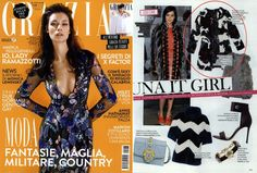 Eco-fur Compagnia Italiana on Grazia magazine #CompagniaItaliana #fur #ecofur #grazia #magazine #fashion #style #stylish #love #TagsForLikes #photooftheday #beauty #beautiful #instagood #model #dress #styles #outfit