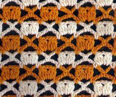 Crotchet Stitches, Crotchet Patterns, Crochet Stitches Patterns, Baby Knitting Patterns, Stitch Patterns, Crochet Pincushion, Crochet Clutch, Crochet Shirt, Crochet Baby