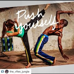 #Repost @the_vflex_jungle with @repostapp.  Are you ready to push yourself to a completely different concept of martial arts??!! First Capoeira Class here @the_vflex_jungle Friday at 7:00pm ... We will have a presentation with Mestre Lazaro and his group plus some supplements goodies for everyone!!! Come and try this amazing Brazilian workout with us  #orlandogym #orlandomma #orlandocapoeira #muaythai #orlandobjj #bjj #fitness #workout #orlandobestgym #thejunglemma #capoeiraclasses…
