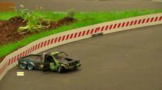 DRIFT CARS IN SLOMOTION Modellbau Wels 2017