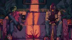 Hotline Miami 2,Hotline Miami,Игры