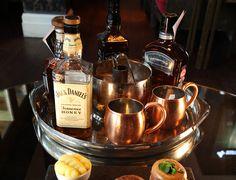Gentleman's Afternoon Tea - Gentlemen's Afternoon Tea, London | TRULY.