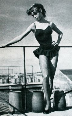 14-year old Brigitte Bardo