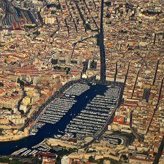 Le Vieux Port de Marseille...