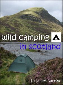 It also includes 30 'perfect pitches', great wild camping locations in the Scottish Highlands and Islands. >>> To view further for this article, visit the image link. Camping Spots, Go Camping, Camping Hacks, Outdoor Camping, Camping Scotland, Scotland Travel, West Highland Way, Wild Camp, One With Nature