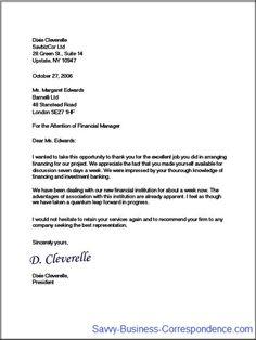 135 Best Business Letters Images School Career Introduction Letter
