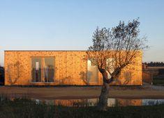 Casa Ecológica Zmonte / CAVE