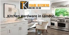 For finding proper Kitchen Hardware in London one of the best to do is to go to the kitchen designing agency that you can trust. Make sure that what they have are top quality products.