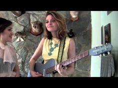 Cherry Glazerr (Teenage Girl) featured in a video for Love Madly Clothing - YouTube